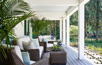 The Right Dimensions for Your Porch