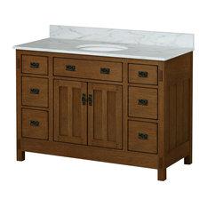 Sagehill Designs - American Craftsman Vanity, 48