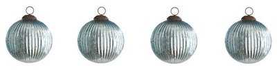 Traditional Christmas Ornaments by Wisteria
