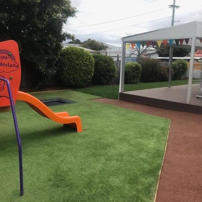 School Yard Refresh / St Helens