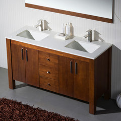 Vintage Modern Bathroom Vanities More Info