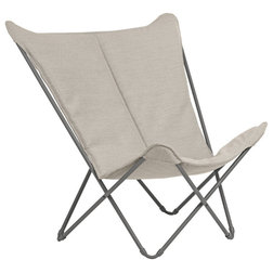 Contemporary Outdoor Folding Chairs by HomeRoots