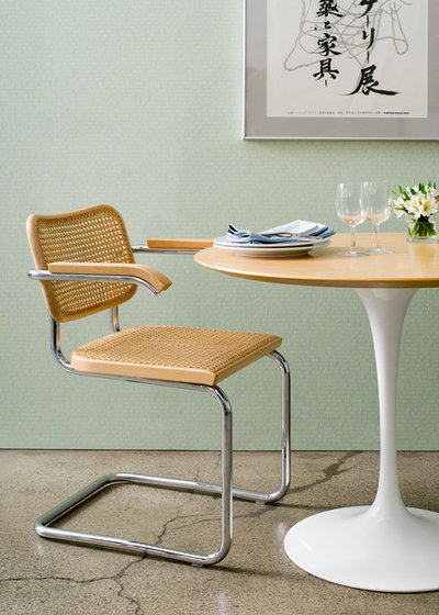 Mid Century Esszimmerstühle By Knoll, ...