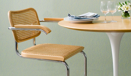 One Chair, 11 Homes: The Mid-Century Cesca Chair Around the World