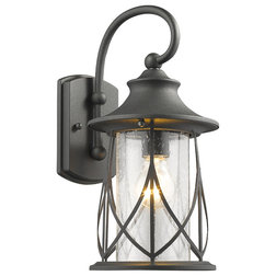 Transitional Outdoor Wall Lights And Sconces by ShopLadder