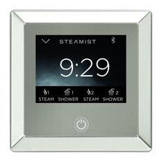 Steamist TSC-450 Total Sense Modern Digital Steambath Control - Polished Nickel