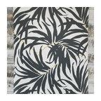 York Bali Leaves Ashford Botanical Tropics Wallpaper, Single Roll