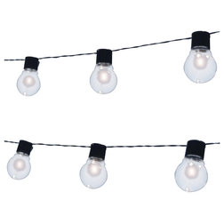 Contemporary Outdoor Rope And String Lights by Touch of ECO