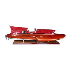 Thunder-Boat Model