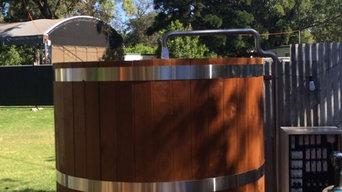 Coopers Beer Garden Rebuild