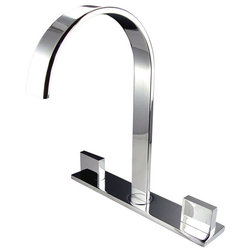 Lovely Contemporary Bathroom Sink Faucets by AffordableVariety