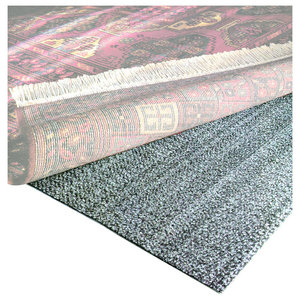 Super Hold Natural Rubber Rug Pad Contemporary Rug
