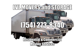 LVL Movers & Storage - Residential & Commercial Movers of Fort Lauderdale