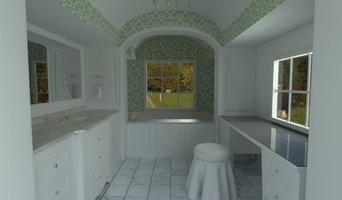 Bathroom Design and photoreal render
