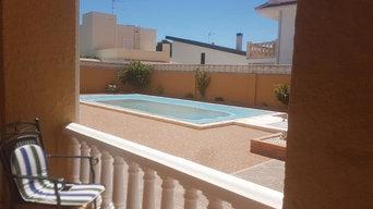Entorno piscina