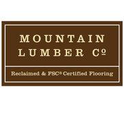 Mountain Lumber Companyさんの写真