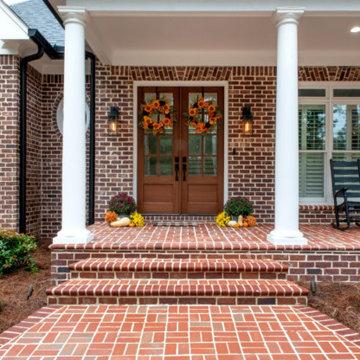 Old Louisville Tudor Brick Home - Georgia