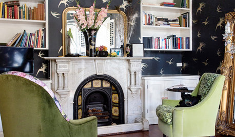 My Houzz: 1940s Glamour in 21st-Century Melbourne