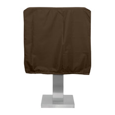 """Weathermax Pedestal Barbecue Cover, Chocolate, 19.5""""x28""""x19"""""""