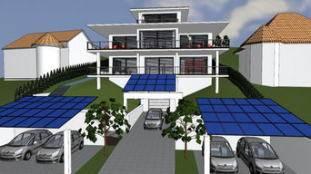 Wohnhaus mit Garage