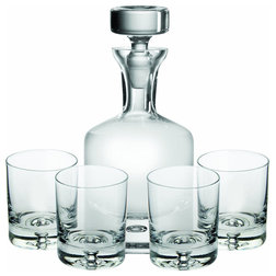 Contemporary Decanters by Ravenscroft Crystal