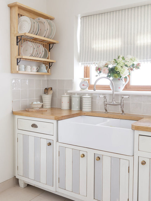 Shabby Chic Style Kitchen Design Ideas Remodel Pictures Houzz