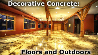 Modern Seamless Flooring Systems