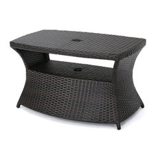 coffee table ideas ocean square resin outdoor side