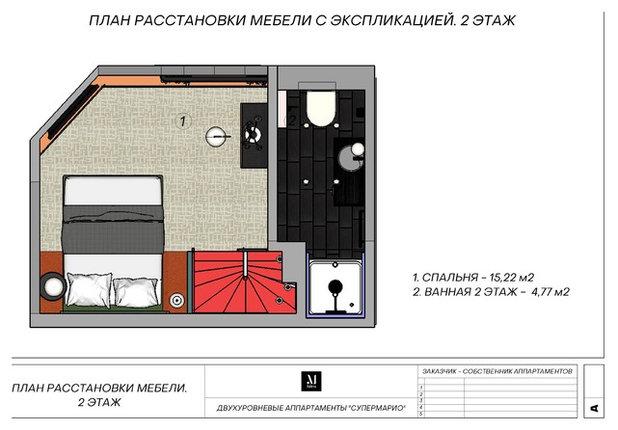 План этажа by M - buro