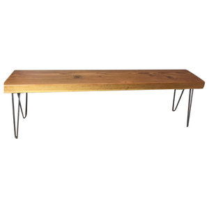 Groovy Natures Edge 70 Bench Industrial Dining Benches By Onthecornerstone Fun Painted Chair Ideas Images Onthecornerstoneorg