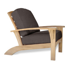 (SET OF 2) Augusta Club Chair - CLOSEOUT ITEM, Canvas Coal