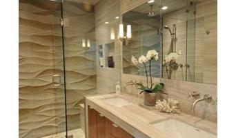 High end bathroom Newton mass
