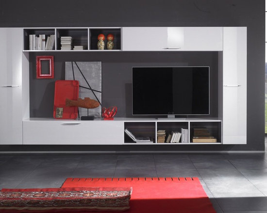 Modern Wall Units top 20 modern wall units | lc mobili modern wall unit line 2