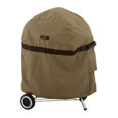 Classic Accessories - Hickory Patio Kettle BBQ Grill Cover - Grill Tools & Accessories