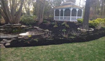 Landscape Grading and Planting