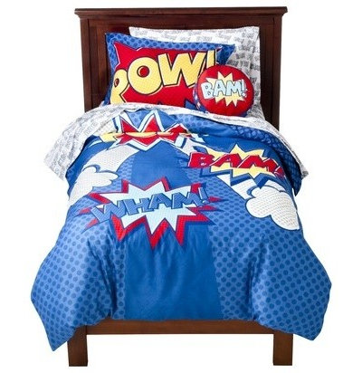 Marvelous Eclectic Kids Bedding by Target
