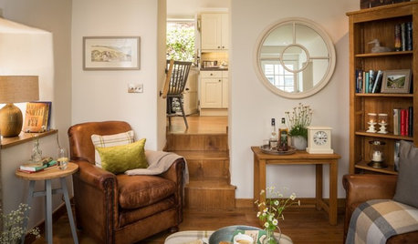 My Houzz: A Cosy, Characterful Cottage That's Also Light and Airy