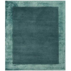 Ascot Rug, Aqua Blue, 120x170 cm