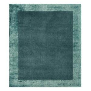 Ascot Rug, Aqua Blue, 200x290 cm