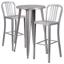 Contemporary Outdoor Pub And Bistro Sets by Furniture East Inc.