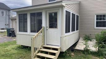 2 season to 4 season porch remodel