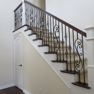50 Traditional San Diego Staircase Design Ideas   Stylish Traditional San  Diego Staircase Remodeling Pictures | Houzz