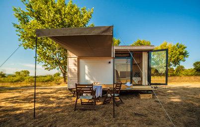 Visite Privée : Confort et liberté dans une tiny house mobile de 9 m²