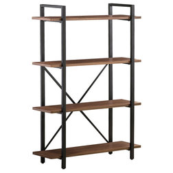 Industrial Bookcases by u Buy Furniture, Inc