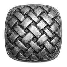Basket Weave, Pewter
