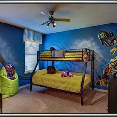 Beazer Homes Kids Room