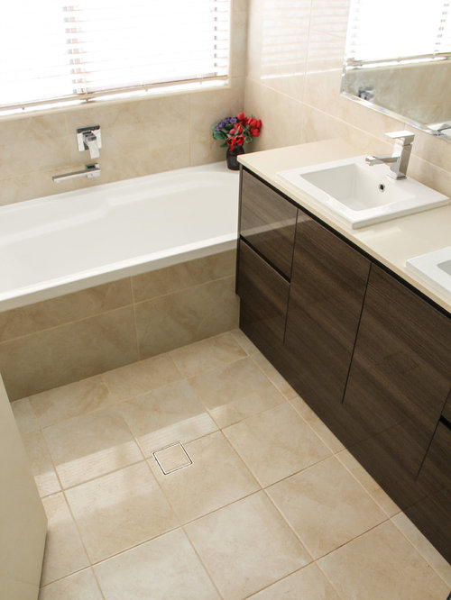 Beige Bathroom Design Ideas Renovations Amp Photos With