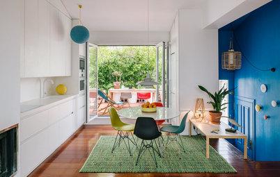 Madrid Houzz Tour: Spanish Architect's Apartment Celebrates Life