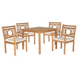 Beach Style Outdoor Dining Sets by Safavieh