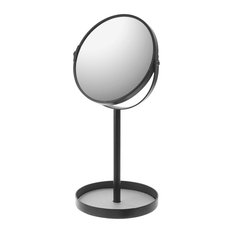 Tower Standing Mirror, Black
